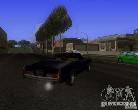 HD Esperanto для GTA San Andreas вид справа