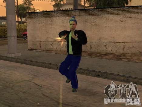 Скины гопников для GTA San Andreas четвёртый скриншот