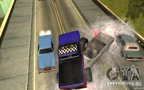 Ballas для GTA San Andreas второй скриншот