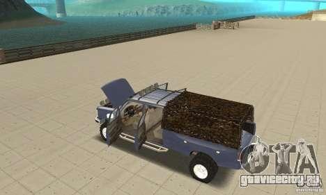 Ford F-350 1992 для GTA San Andreas