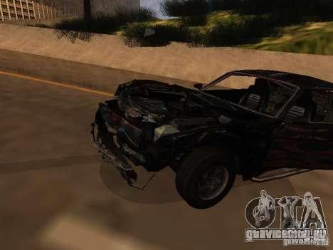 Car from FlatOut 2 для GTA San Andreas вид справа