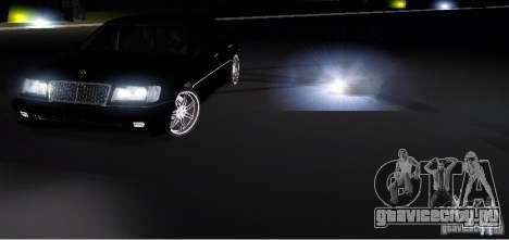 Electronic Speedometr для GTA San Andreas второй скриншот