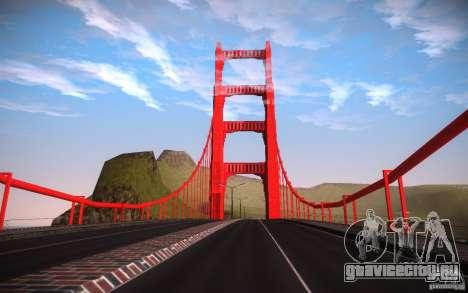 San Fierro Re-Textured для GTA San Andreas