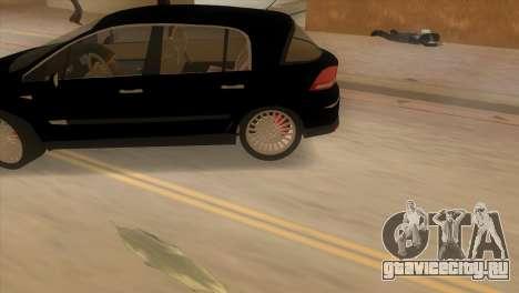 Renault Vel Satis для GTA Vice City вид справа