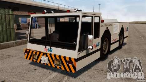 FlyUS Tugs Pack для GTA 4 вид сзади слева