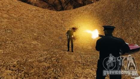 Bullet Time для GTA 4 шестой скриншот
