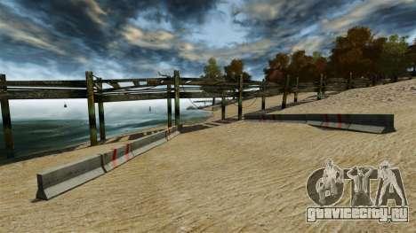 Ралли трек для GTA 4 четвёртый скриншот