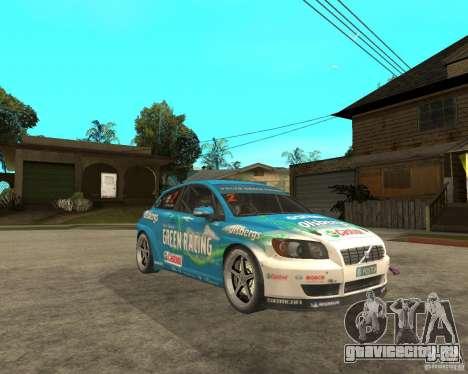 VOLVO C30 STCC для GTA San Andreas