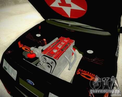 Ford Sierra RS500 Race Edition для GTA San Andreas вид сзади