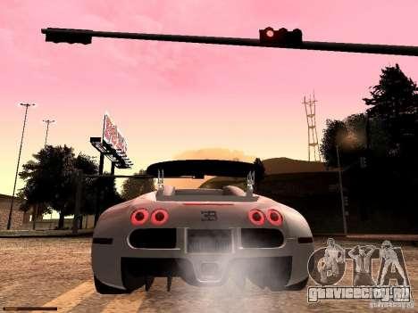 LibertySun Graphics For LowPC для GTA San Andreas второй скриншот