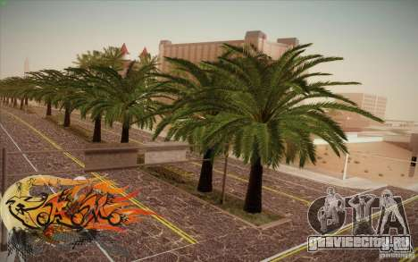 New Roads Las Venturas v1.0 для GTA San Andreas