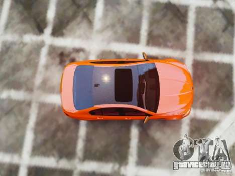 BMW M5 F10 2012 Aige-edit для GTA 4 вид изнутри
