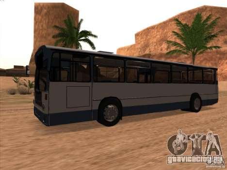 MAN SL200 Exclusive v.1.00 для GTA San Andreas вид слева