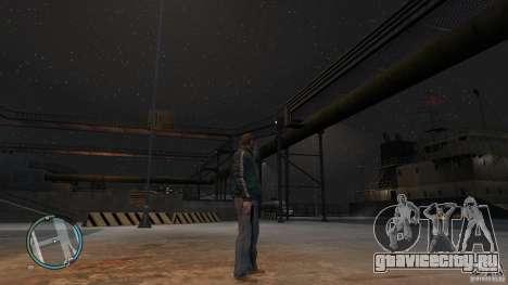 Пистолет-ракетница для GTA 4 второй скриншот