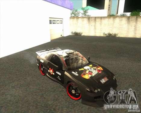 Mitsubishi 3000 GT для GTA San Andreas вид справа