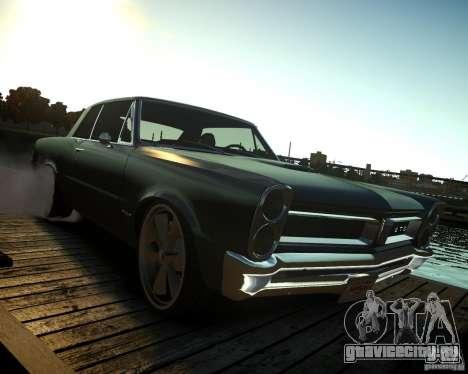 Pontiac GTO DF для GTA 4