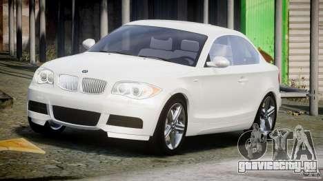 BMW 135i Coupe 2009 [Final] для GTA 4