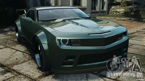 Chevrolet Camaro SS EmreAKIN Edition для GTA 4