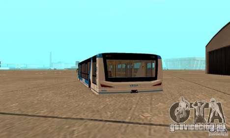 Design X XAPGL для GTA San Andreas вид слева