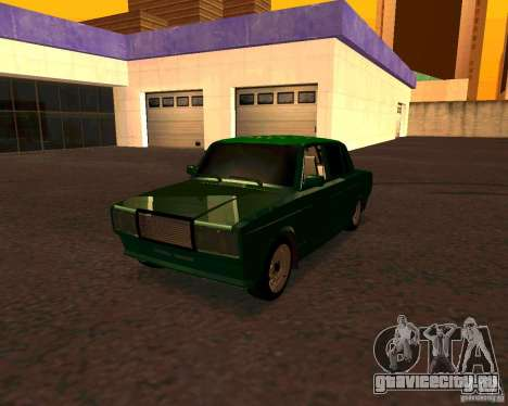 ВАЗ 2107 Бродяга v.1 для GTA San Andreas