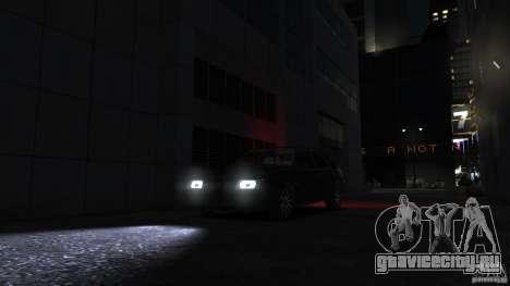ВАЗ 2109 light tuning для GTA 4 вид сбоку