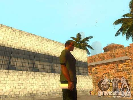 Bombing Mod by Empty v3.0 для GTA San Andreas пятый скриншот