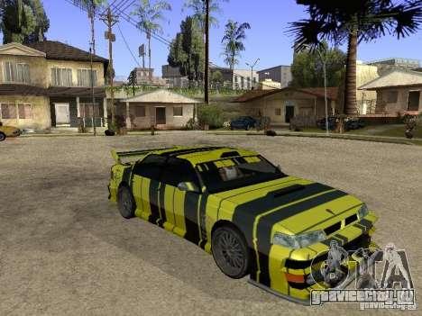 Винил для Sultan для GTA San Andreas