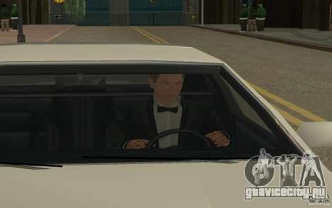 Агент 007 для GTA San Andreas пятый скриншот