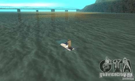 VCS Jetski для GTA San Andreas вид слева