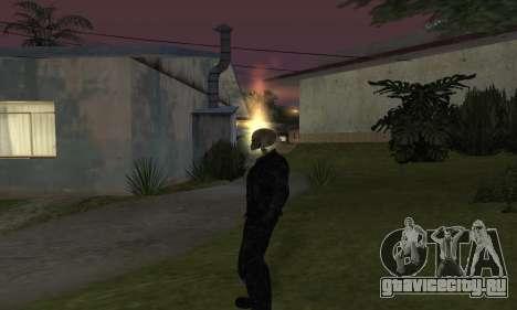 Призрачный гонщик для GTA San Andreas второй скриншот