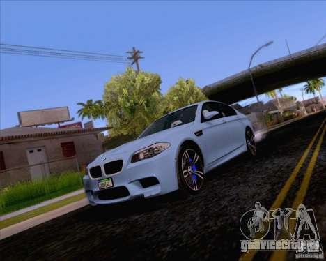 ENBSeries by Sankalol для GTA San Andreas одинадцатый скриншот