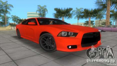 Dodge Charger для GTA Vice City