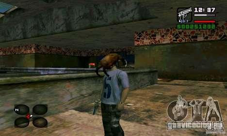 Хедкраб для GTA San Andreas