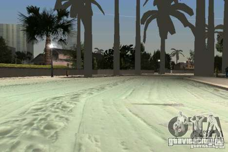 Snow Mod v2.0 для GTA Vice City пятый скриншот
