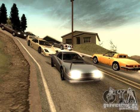 ENBSeries by Sashka911 v3 для GTA San Andreas