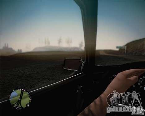 ВАЗ 2114 для GTA San Andreas вид сверху