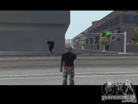 Вызов продавца Оружия v1.1 для GTA San Andreas второй скриншот