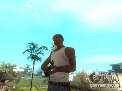 Винтовка ВСС Винторез для GTA San Andreas третий скриншот