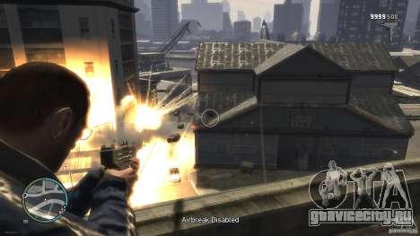 Micro Uzi Rocket Mod для GTA 4 второй скриншот