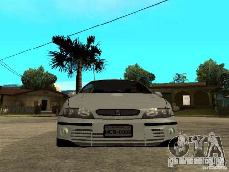 Fiat Marea Weekend для GTA San Andreas вид справа