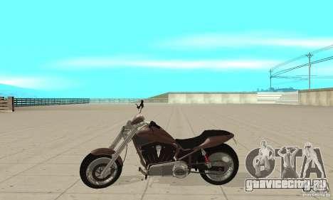 GTAIV Reverant для GTA San Andreas вид слева