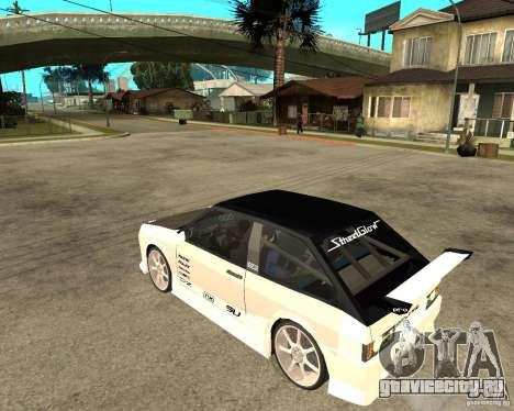 ВАЗ 2108 eXtreme для GTA San Andreas вид слева