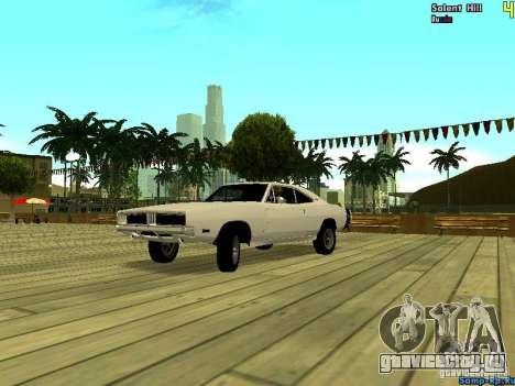 New Graph V2.0 for SA:MP для GTA San Andreas третий скриншот