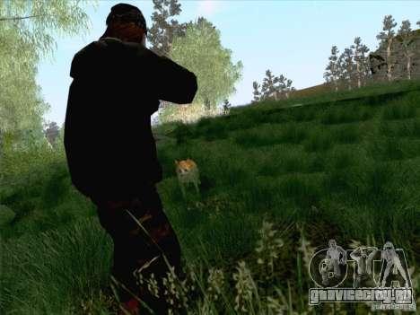 Hunting Mod для GTA San Andreas четвёртый скриншот