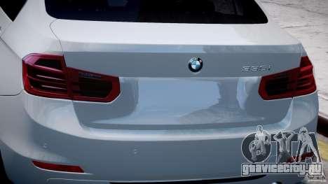 BMW 335i E30 2012 Sport Line v1.0 для GTA 4