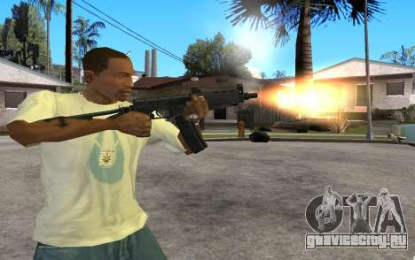 СР3М для GTA San Andreas третий скриншот
