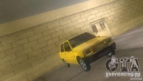 ВАЗ 1111 Ока Седан для GTA Vice City вид справа
