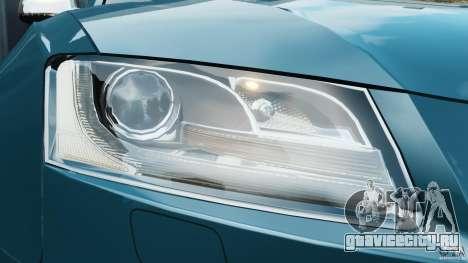 Audi RS5 2011 [EPM] для GTA 4 вид снизу