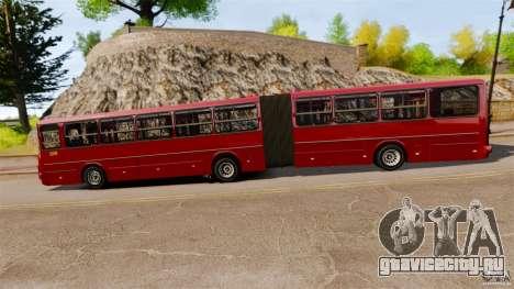 Ikarus 280 для GTA 4 вид слева