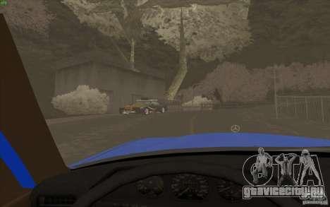 Elegy Rat by Kalpak v1 для GTA San Andreas двигатель